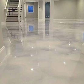 epoxy commercial flooring